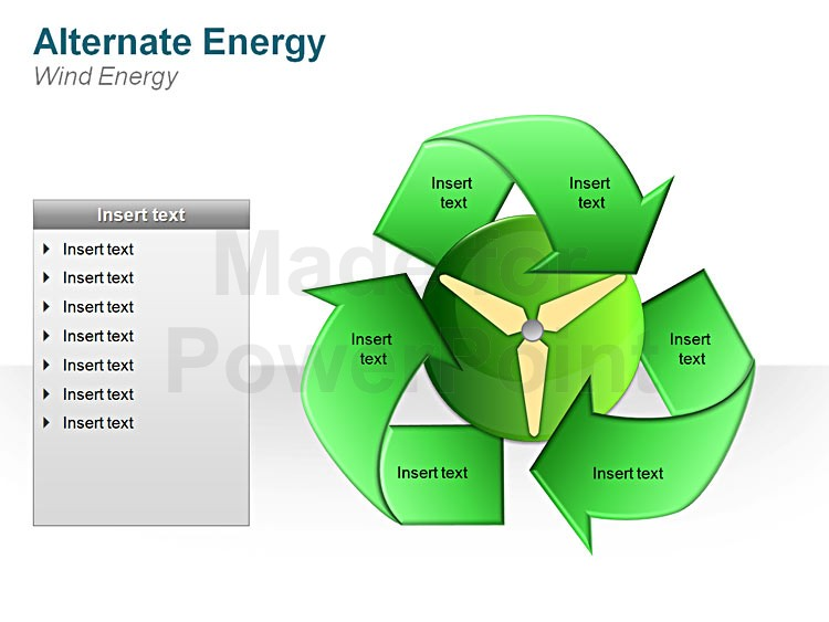 Energy clipart alternative source Alternate PowerPoint PowerPoint Illustrations Illustrations