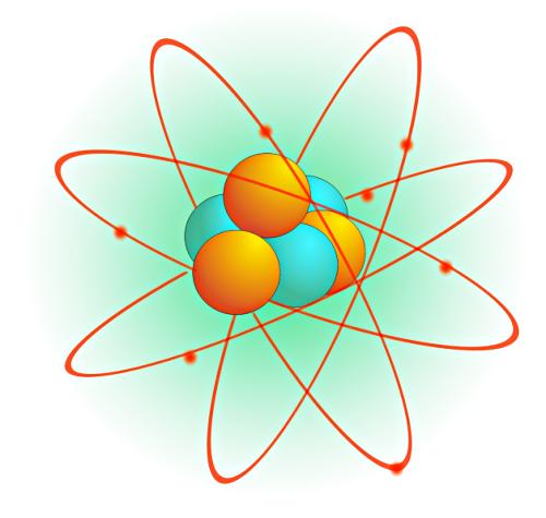 Particle clipart energy Clipart Free  Atoms Art