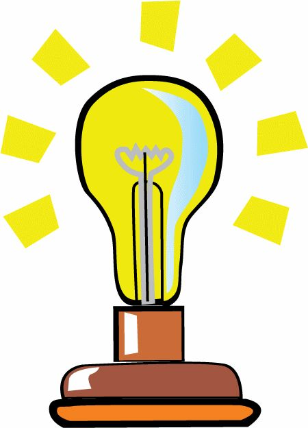 Energy clipart animated science Clipart Science art light sources
