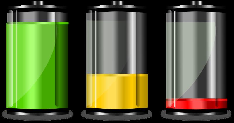 Energy clipart battery Three Use Battery technology energy