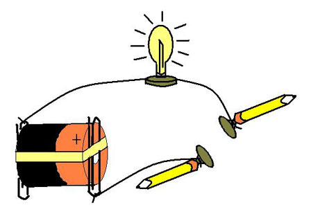 Energy clipart circuit A free a a org
