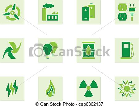 Energy clipart different Icons Vectors Energy Energy
