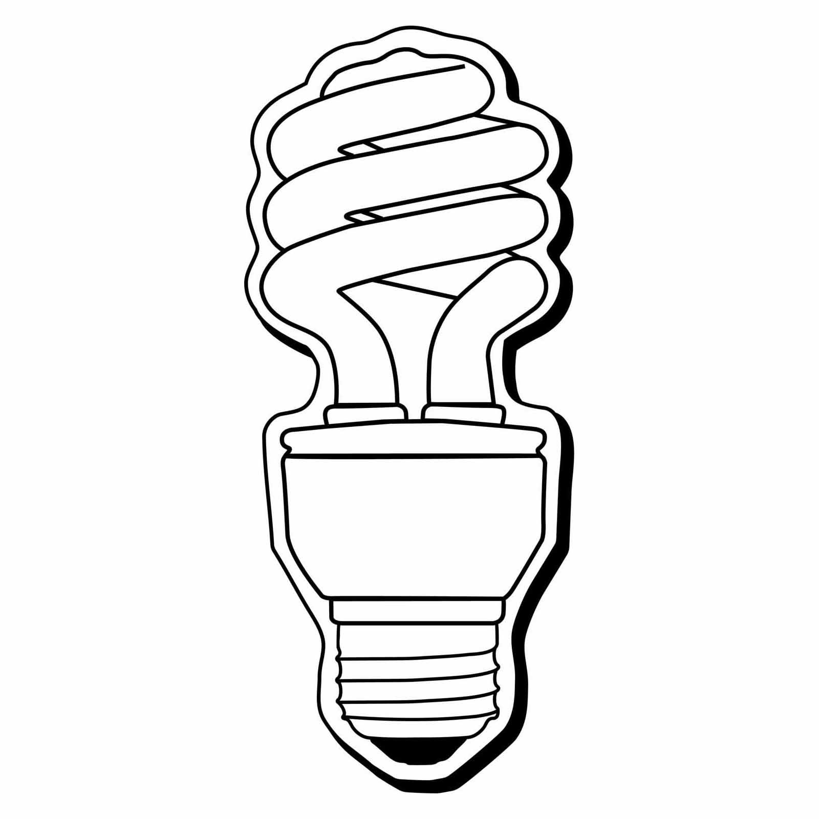 Drawn bulb cfl bulb Light%20bulb%20drawing Drawing Panda Lightbulb Clipart