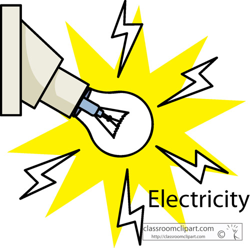 Electrical clipart electric shock Bill! your  Electricity Reducing