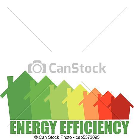 Energy clipart energy efficiency Csp5373095 Vector Clipart Search efficiency