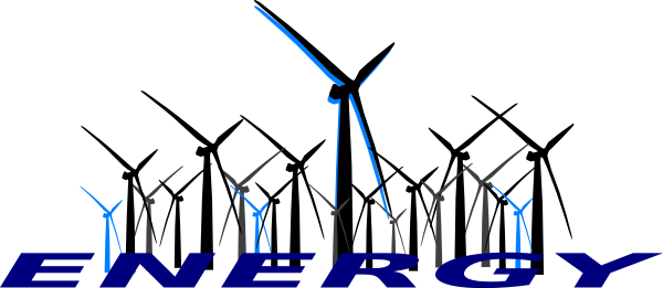 Energy clipart energy windmill At image vector Download as: