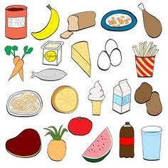 Organs clipart kids health Food Cliparts Zone Energy clipart