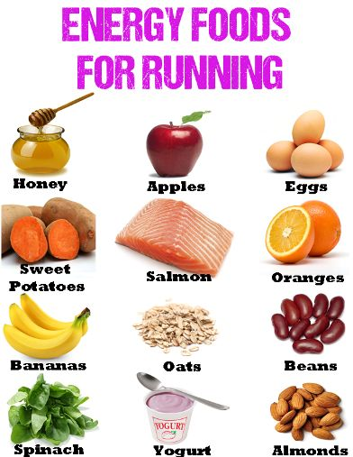 Energy clipart healthy life To Running foods eat Pinterest