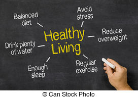 Energy clipart healthy living Stock Healthy  494 Healthy