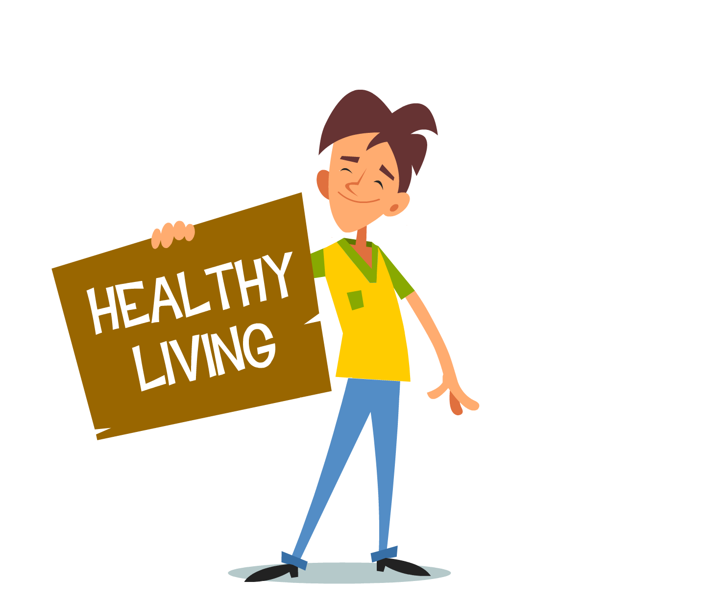 Energy clipart healthy living  your health Boost energy