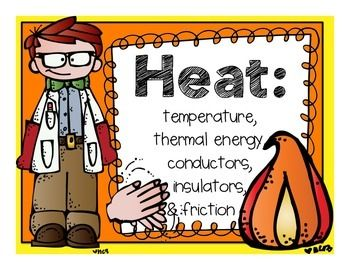Heat clipart thermal energy #15