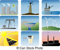 Energy clipart hydro energy Illustrations Energy   Stock