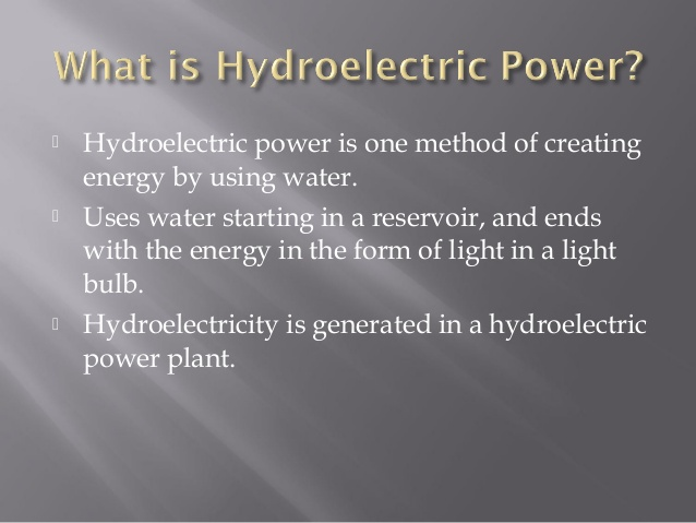 Energy clipart hydro energy Electric  energy 2 creating