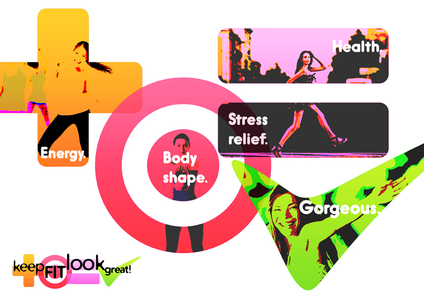 Energy clipart keep fit Keep Logo by Great Fit
