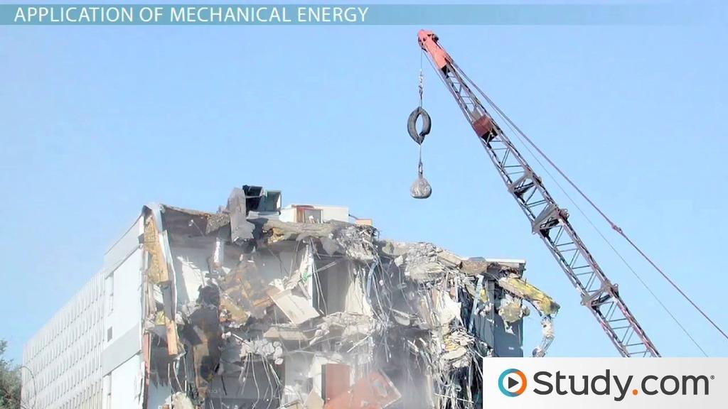 Mechanical clipart mechanical energy Com & & Definition is