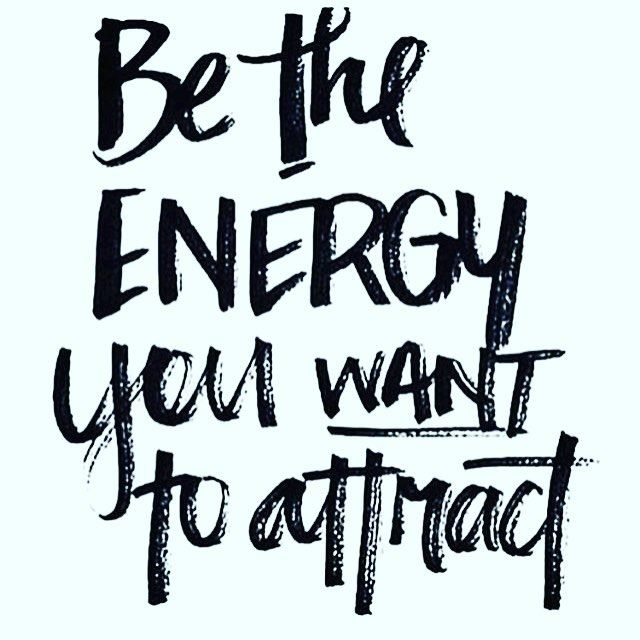 Energy clipart motivated Of energy attract! quote the