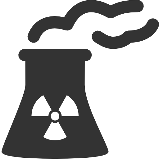 Toxic clipart nuclear power plant Icons Download icon plant Maps