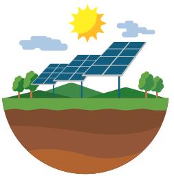 Panels clipart renewable energy Construction focus solar more and