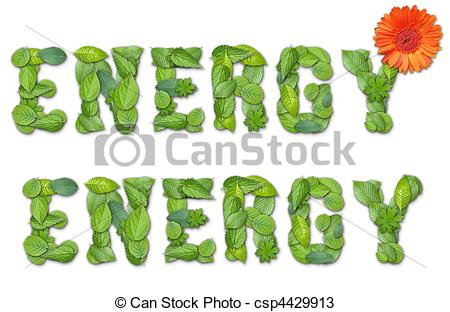Energy clipart the word From Energy  Energy created