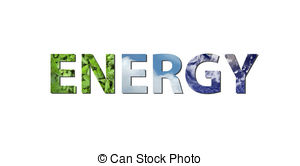 Energy clipart the word Illustrations composing   470