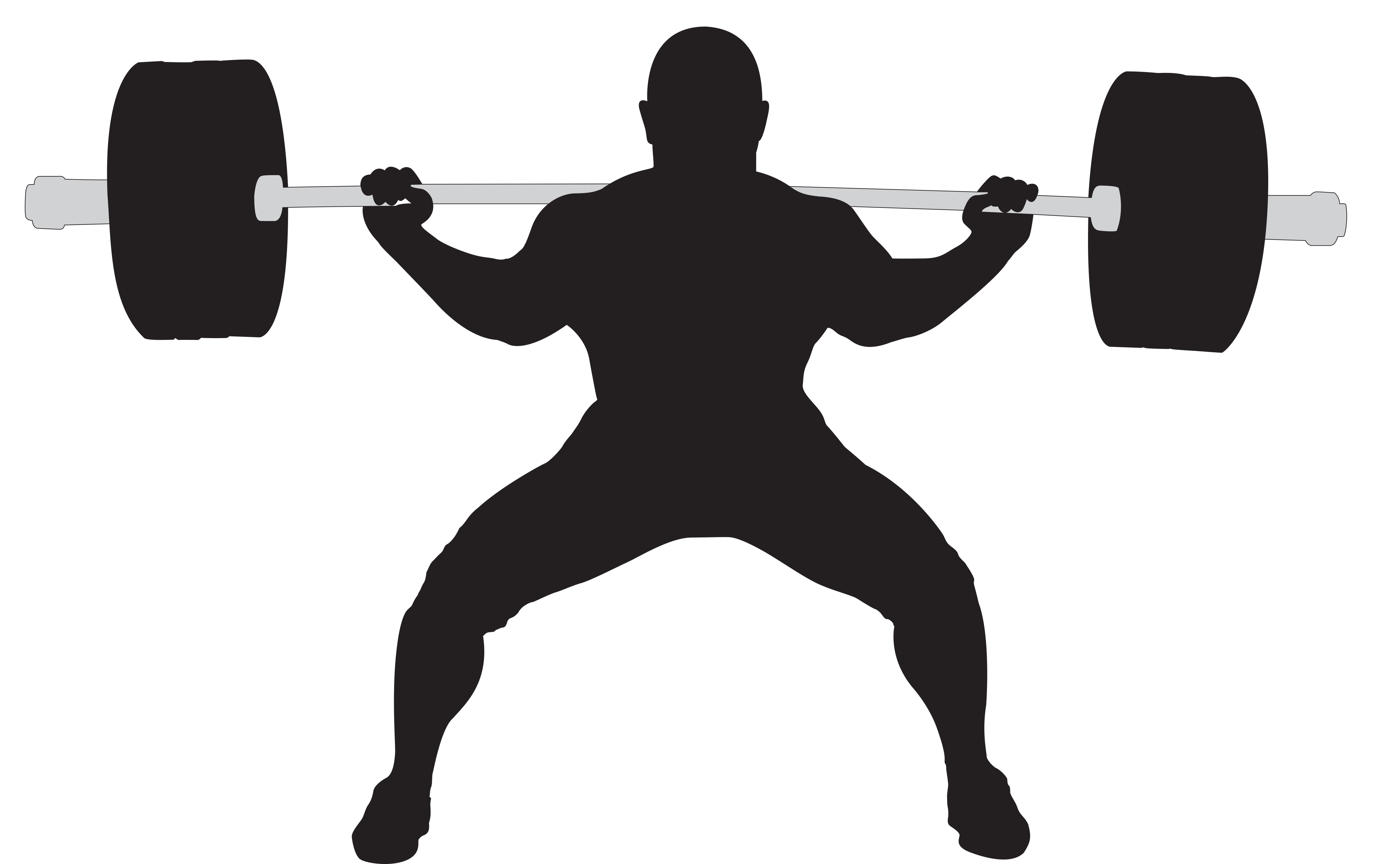 Energy clipart weight training Are  and leg How