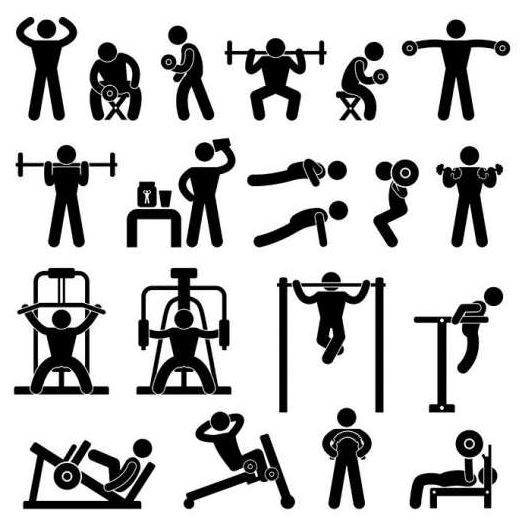 Energy clipart weight training Training Weight for Inc Hoods