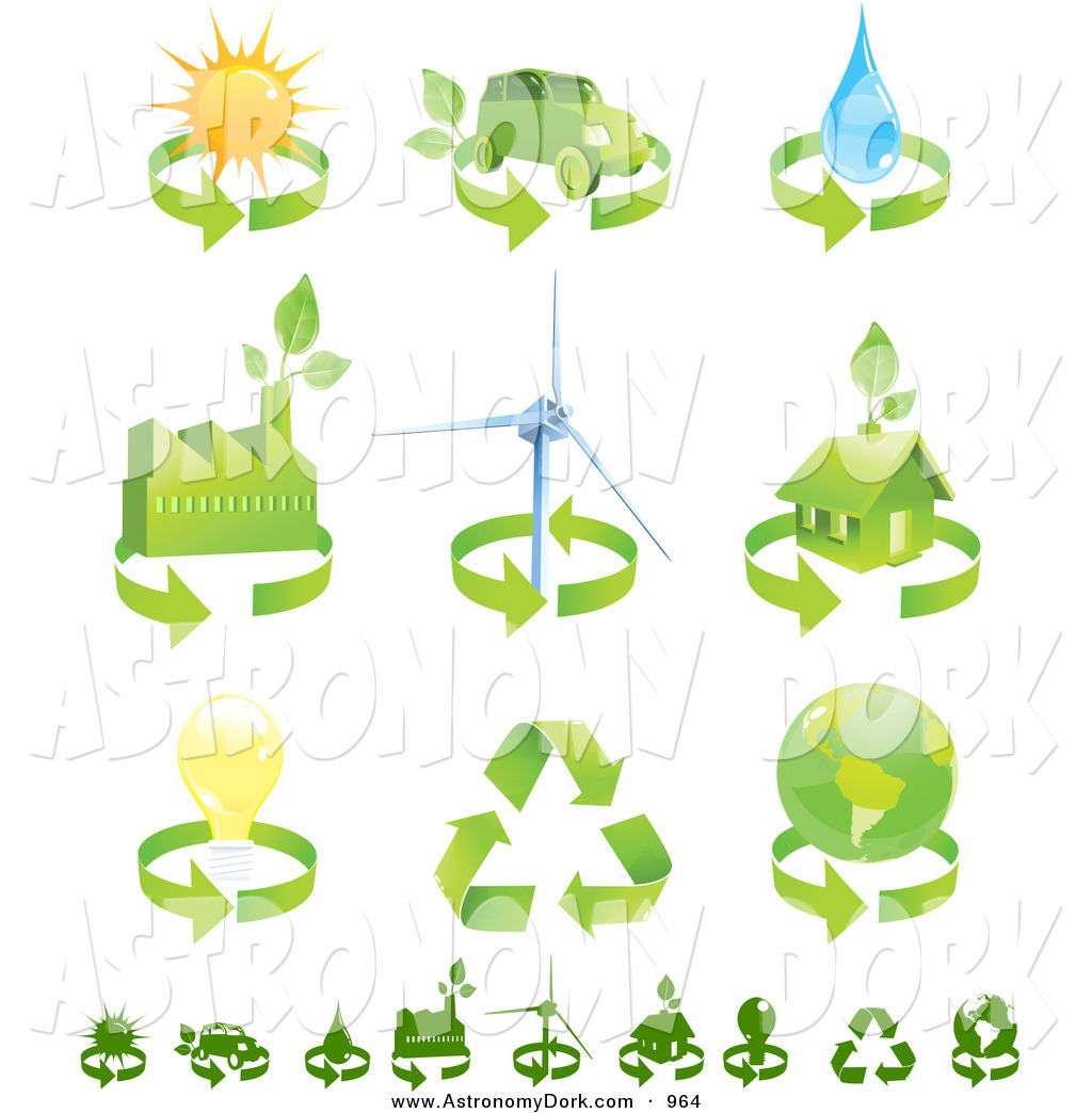 Factory clipart energy Of Art a Renewable Green