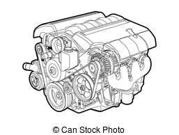 Engine clipart vector free download Thumbs xl canstockphoto com/canstock81 https://cdn