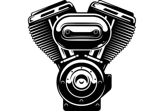 Engine clipart bike Service Mechanic Chrome Engine PNG