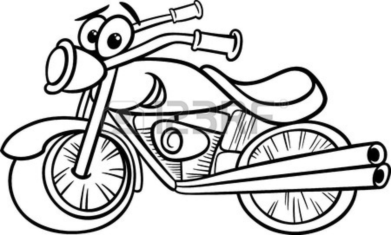 Bike clipart vehicle #7