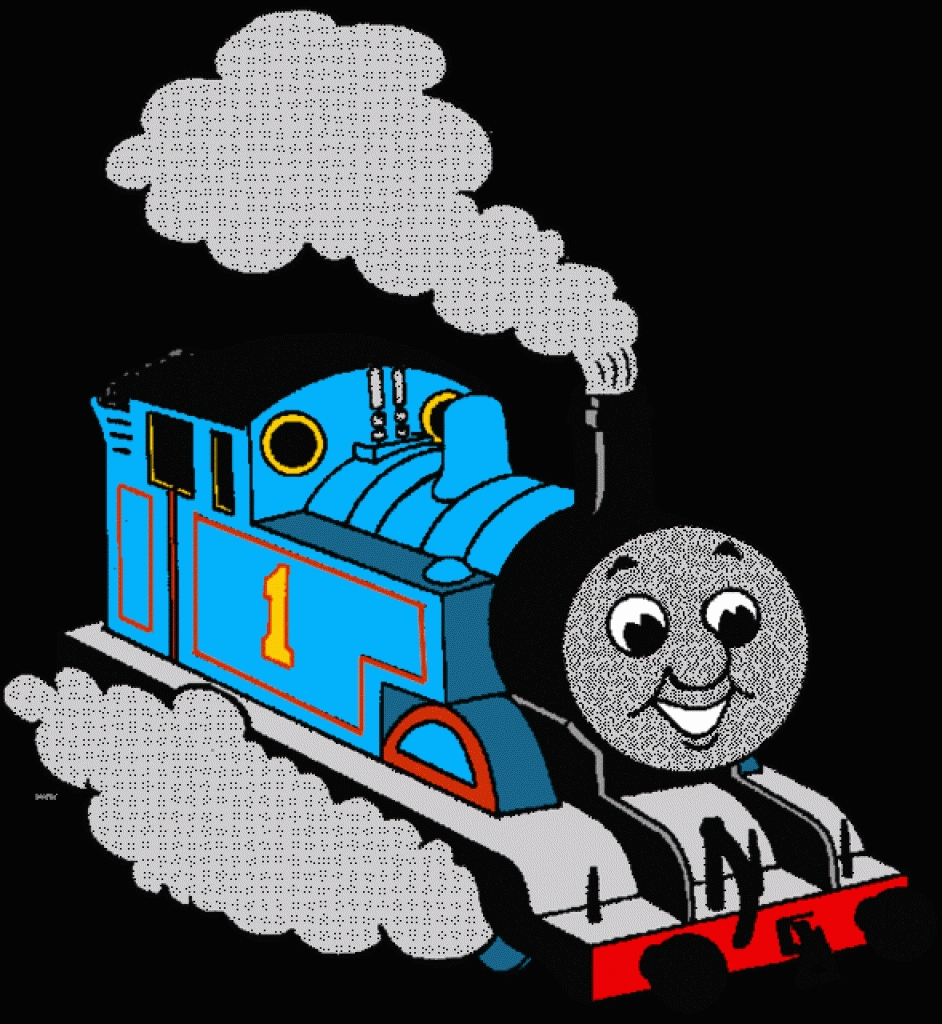 Steam clipart thomas the train Top clipart art train panda