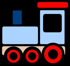 Locomotive clipart baby train High art Little clip train