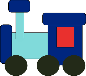 Locomotive clipart kereta api Info Blue pic 20ca 20train