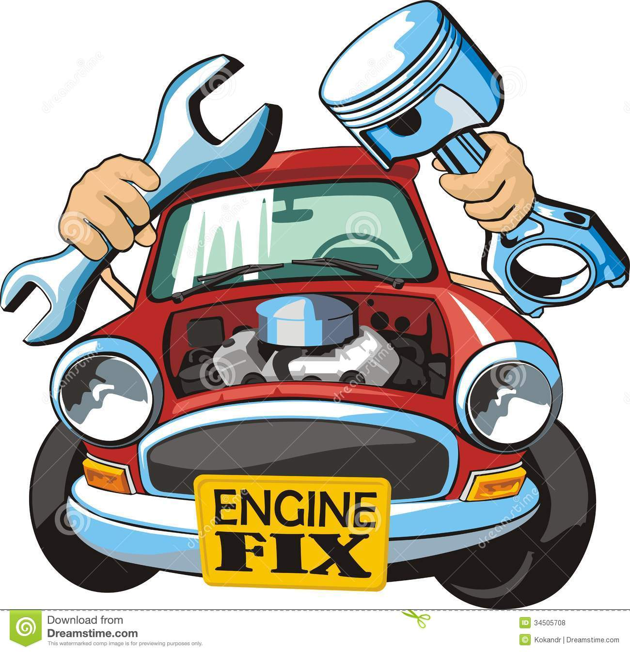 Engine clipart car engine Clipart Engine Free Car Clipground