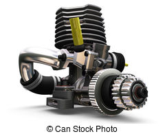 Pitons clipart automobile engine #1