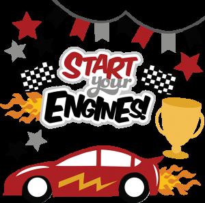 Engine clipart cute Start svg for cute car