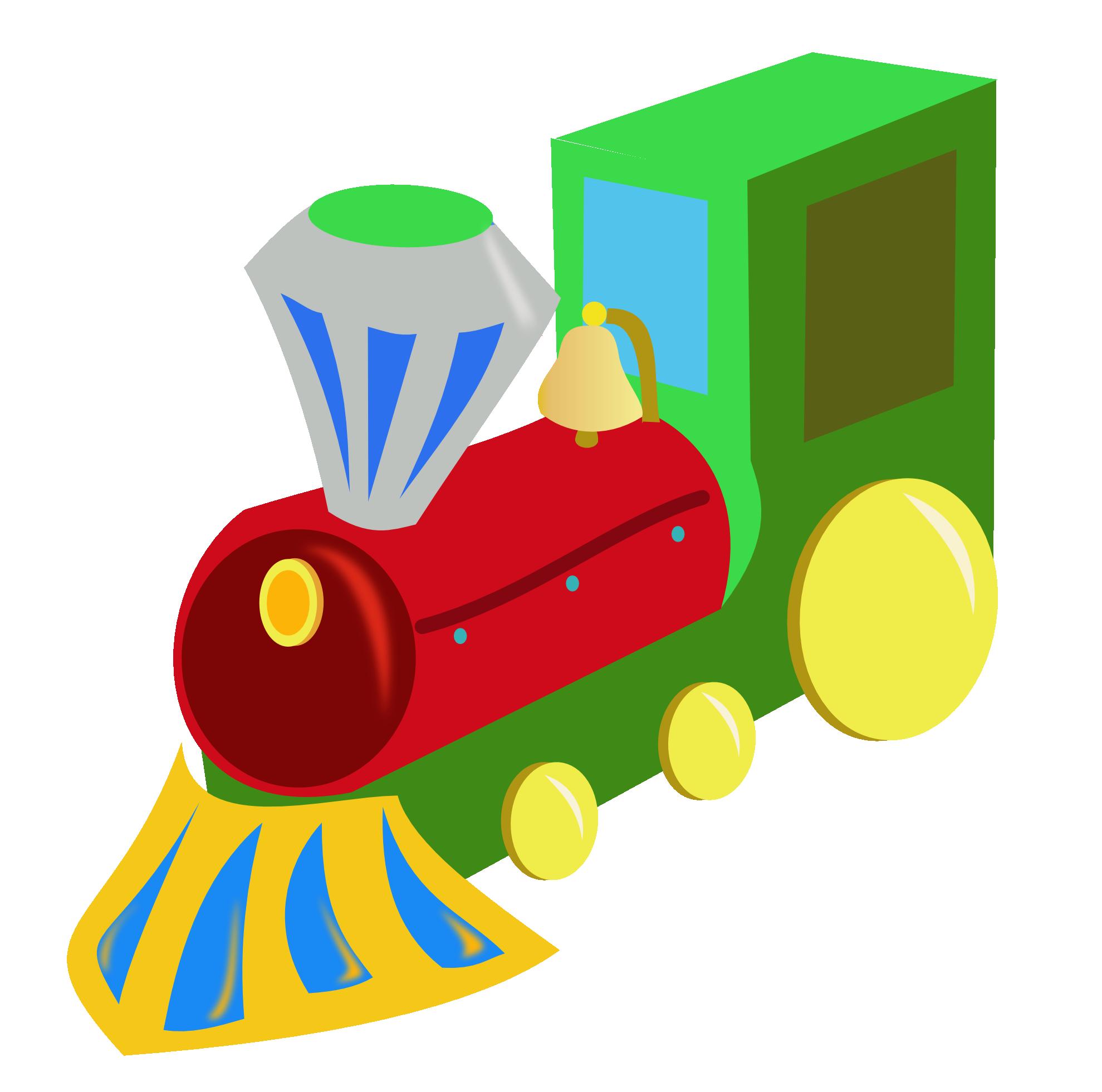 Engine clipart cute Clipartwork Clipart art Train Nice