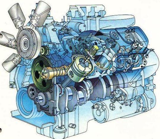 Engine clipart diesel engine To liter specs expand 8