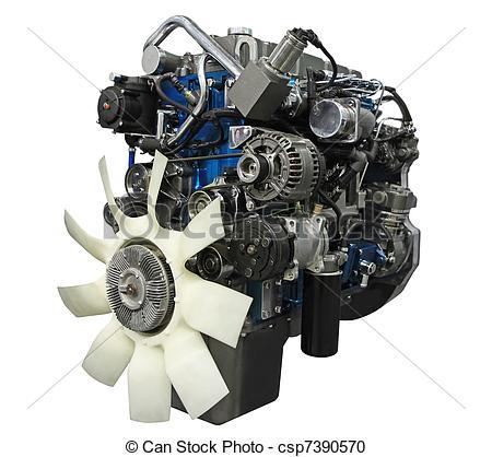 Engine clipart diesel engine Diesel diesel diesel engine Stock