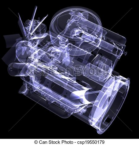 Engine clipart diesel engine Illustrations X isolated of Diesel