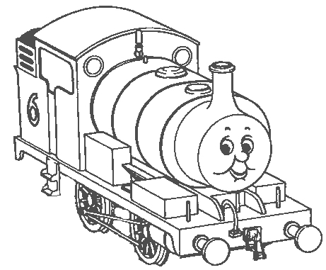 Steam clipart thomas the train Free Engine Panda Clipart Art