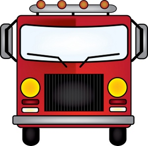 Fire Truck clipart simple Images Firetruck Pictures Photos
