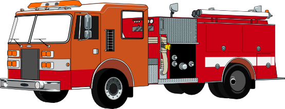 Prevention fire truck Fire use