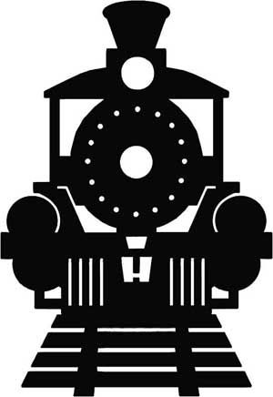 Locomotive clipart front Flexfolie and images on this