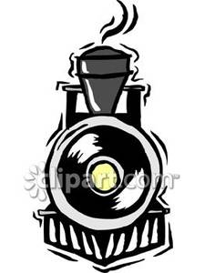 Locomotive clipart front #1 of 133 Front clipart