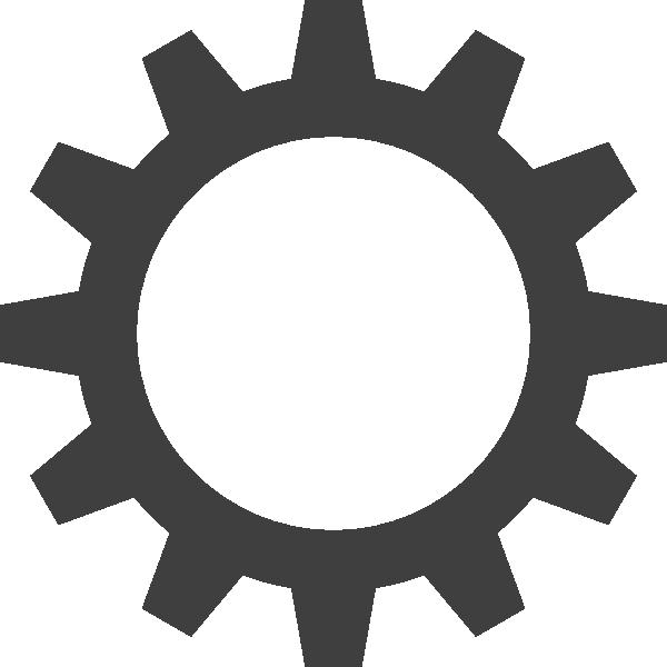 Gears clipart gear wheel Resolution cogs collection Clip Art