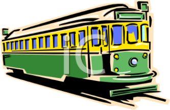 Engine clipart green train Train Art 53785 NEXTHON Art