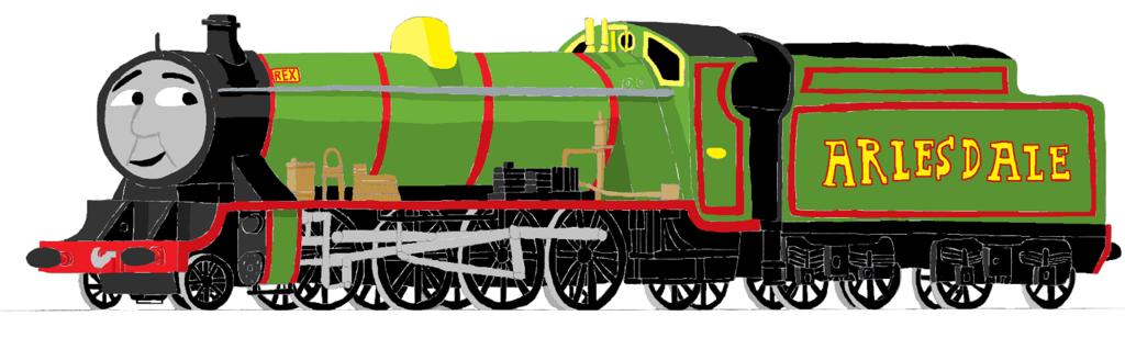 Engine clipart green train Miniature the Engine Miniature Railway