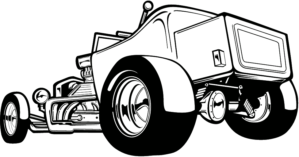 Engine clipart hot rod Fonts Best Clipart and on