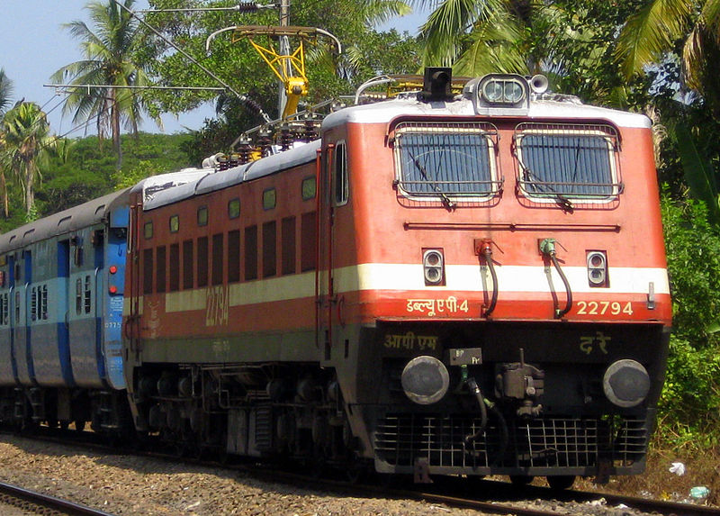 Engine clipart indian rail – Epiphany 2014 WAP4 January